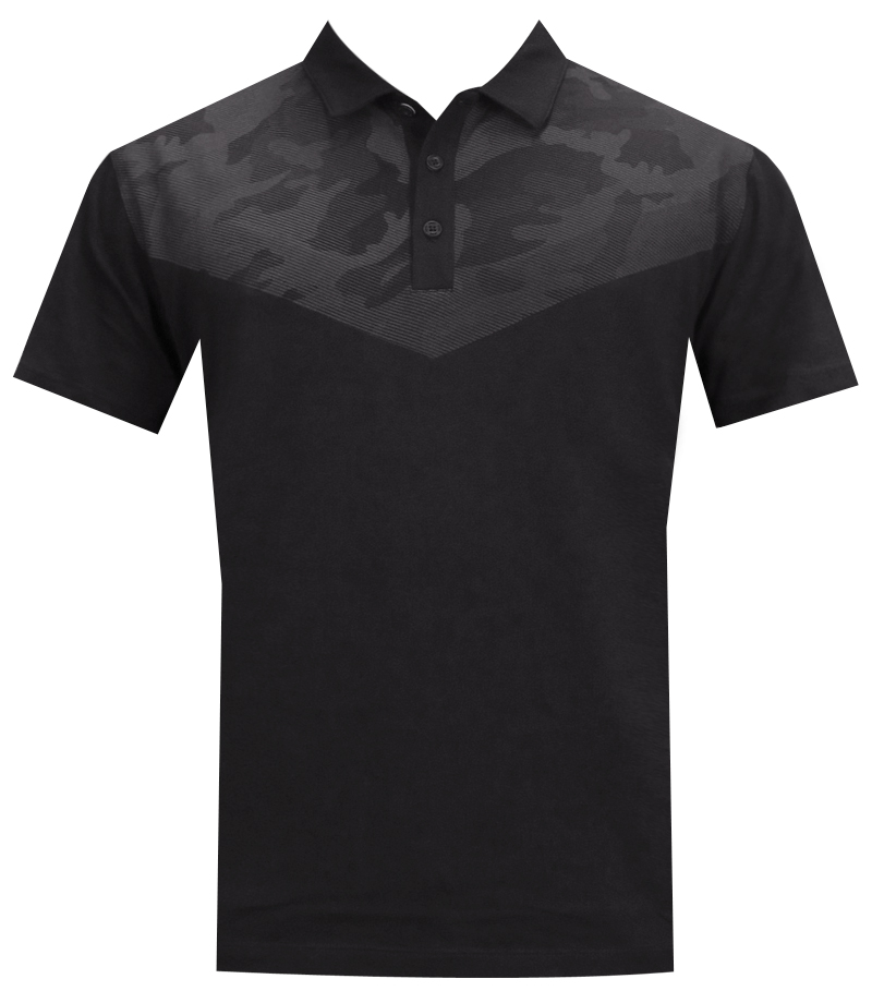 NIKE SPORT SEASONAL POLO BLACK - AW14 620080-010