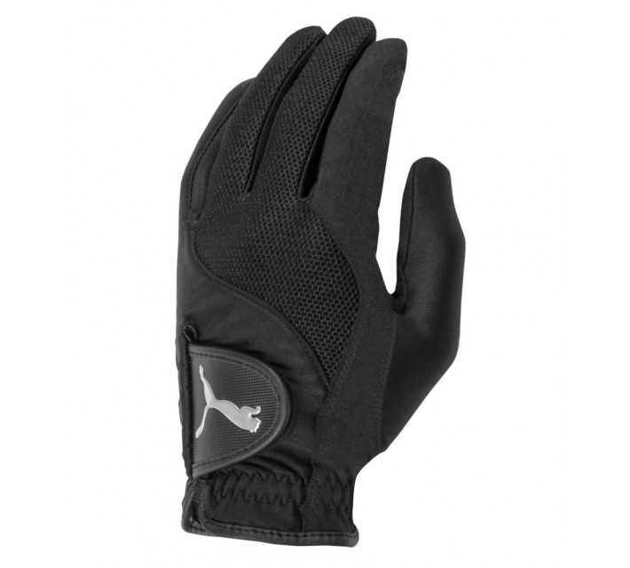 PUMA STORM PERFORMANCE RAIN GLOVES BLACK - AW16