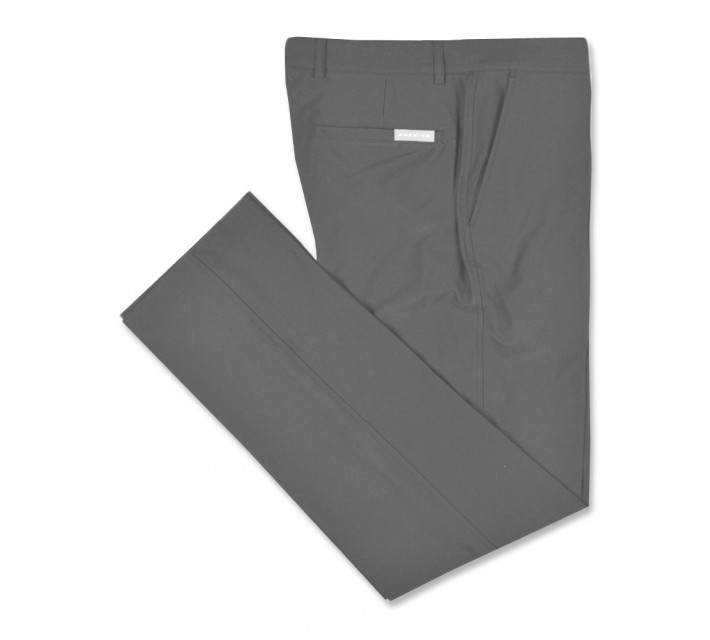 DUNNING 4-WAY STRETCH WOVEN PANT CHARCOAL - AW16