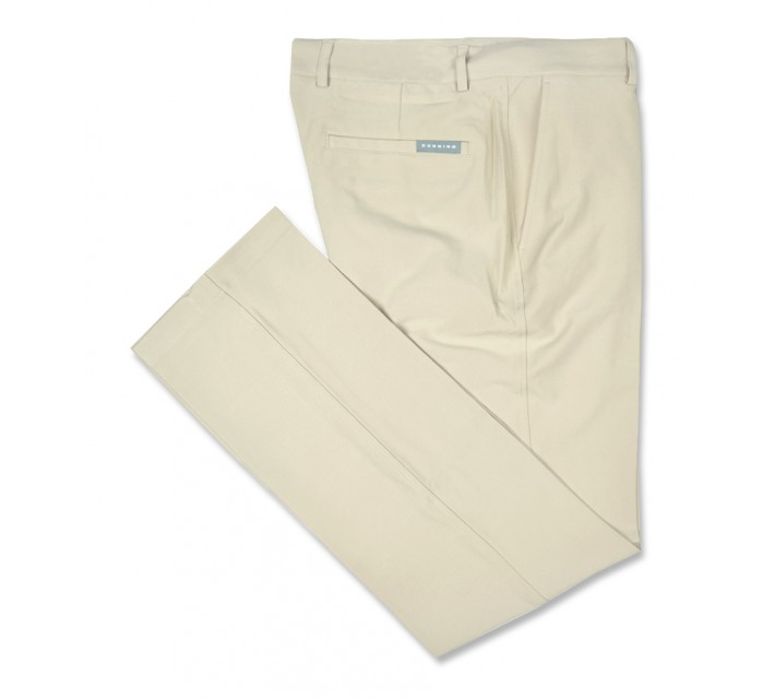 DUNNING 4-WAY STRETCH WOVEN PANT TAN - SS17