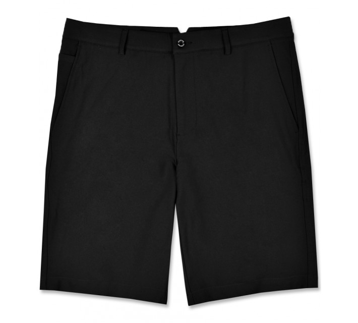DUNNING 4-WAY STRETCH WOVEN SHORT BLACK - AW16