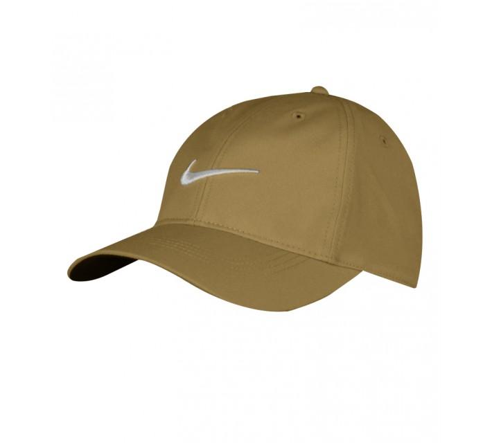 NIKE TECH SWOOSH CAP KHAKI - AW15 CLOSEOUT