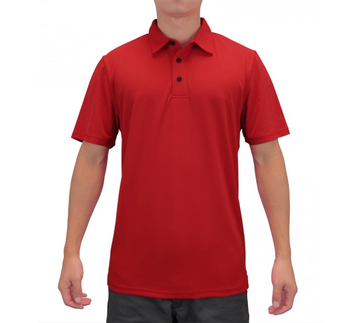 ABACUS YARC POLO RED - AW15