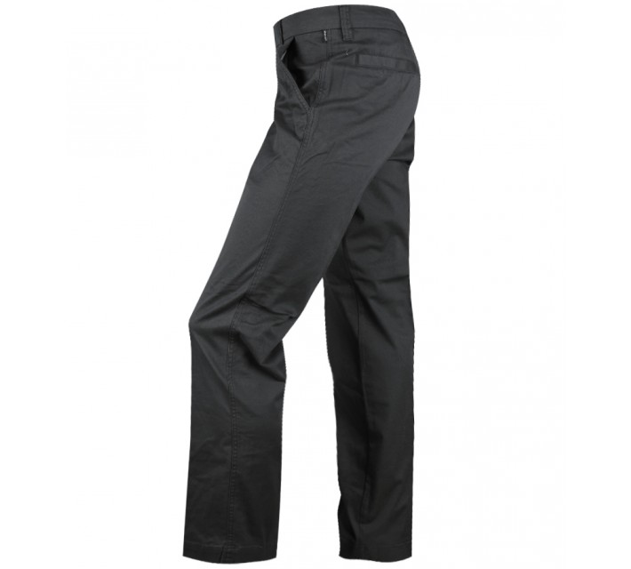 ABACUS HILLSIDE CHINOS DARK GREY - CORE