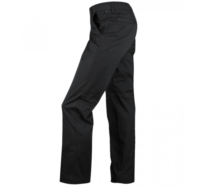 ABACUS HILLSIDE CHINOS BLACK - CORE