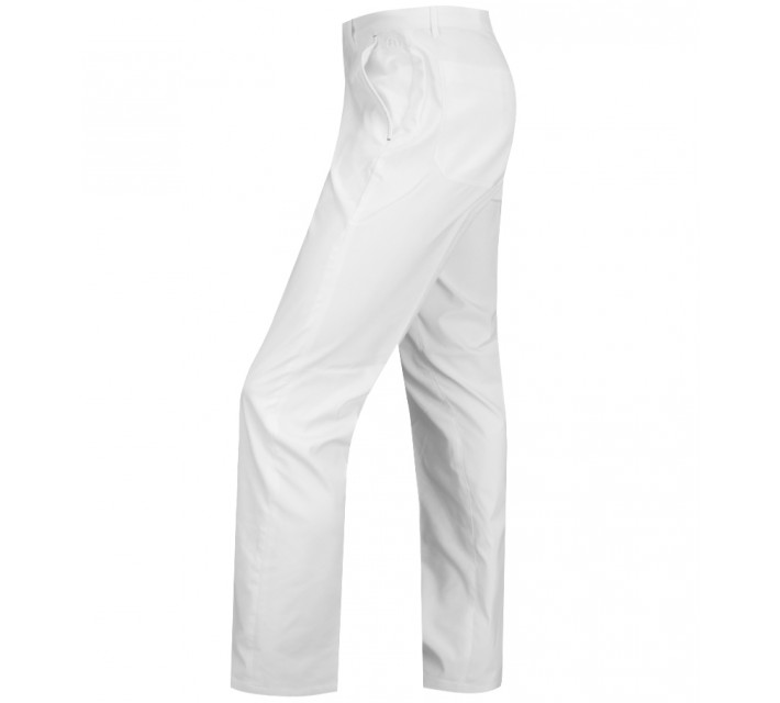 ABACUS CLEEK GOLF TROUSERS WHITE - AW15