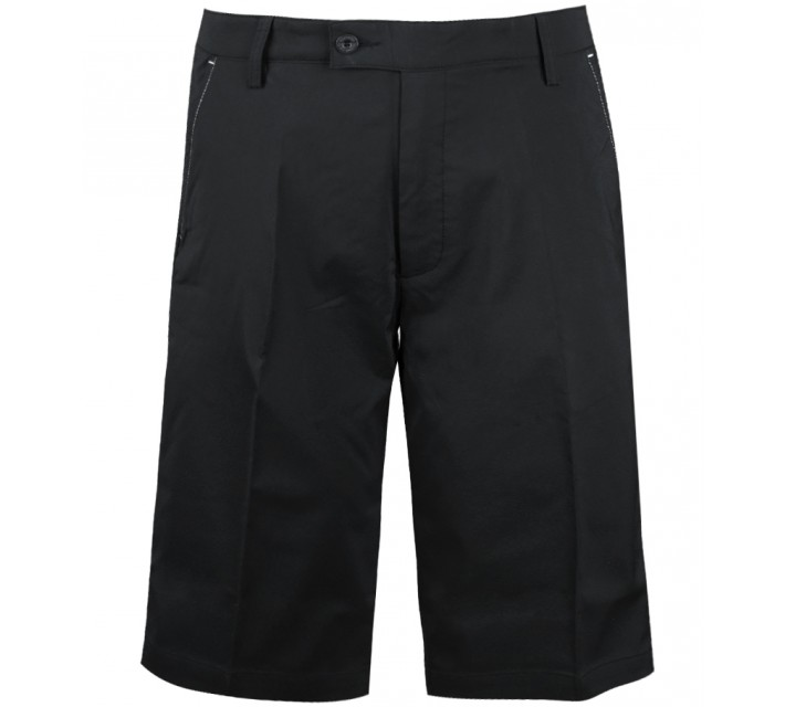 ABACUS CLEEK GOLF SHORTS BLACK - AW15