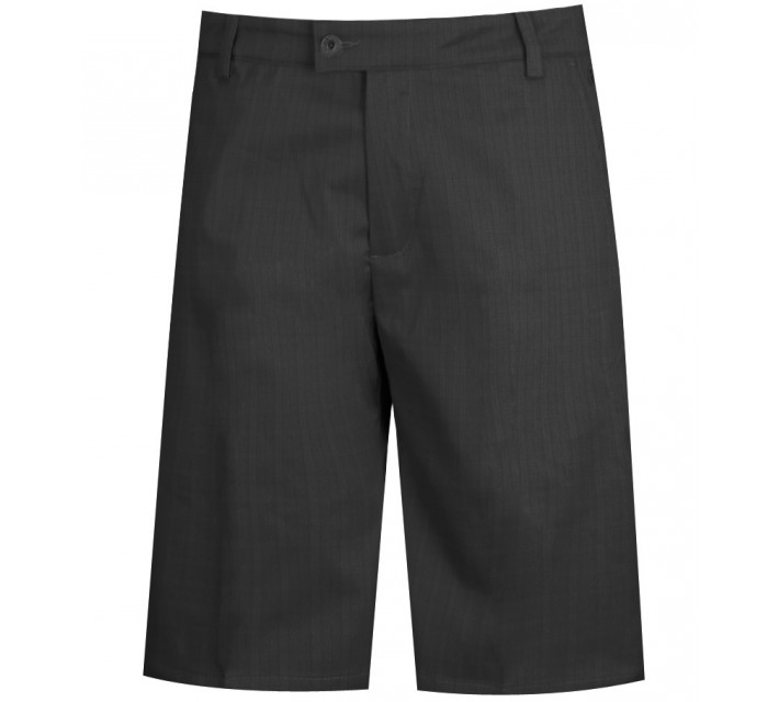 ABACUS CLEEK GOLF SHORTS BLACK CHECK - SS15