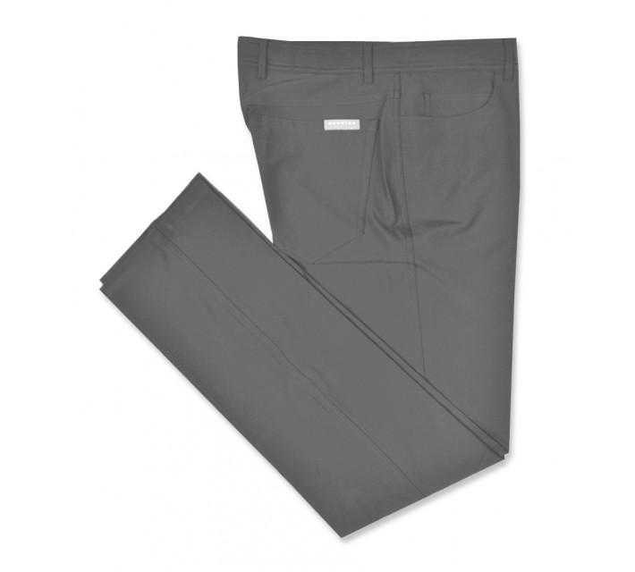 DUNNING 5-POCKET PANT CHARCOAL - AW16