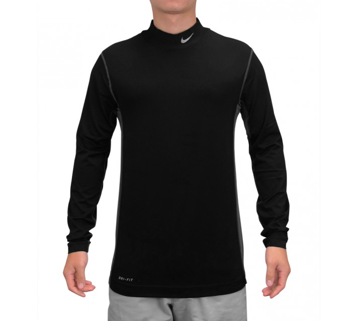 NIKE GOLF CORE BASE LAYER BLACK - SS16 CLOSEOUT