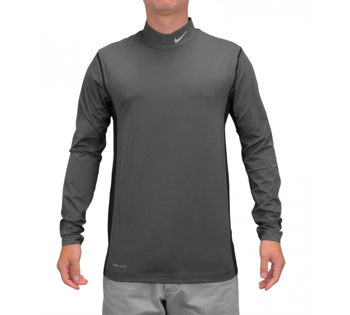 NIKE GOLF CORE BASE LAYER DARK GREY - AW16