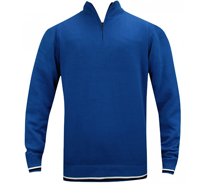 ABACUS DUBSON WIND STOP PULLOVER COBALT - SS16