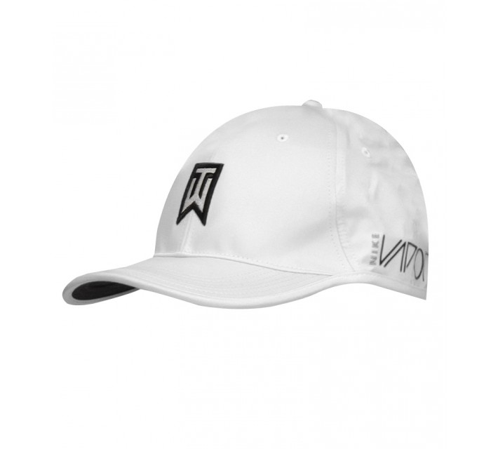 TIGER WOODS ULTRALIGHT TOUR CAP WHITE - AW15 CLOSEOUT