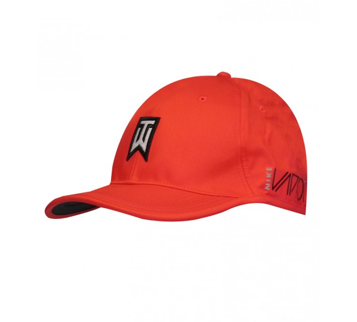TIGER WOODS ULTRALIGHT TOUR CAP DARING RED - SS15 CLOSEOUT
