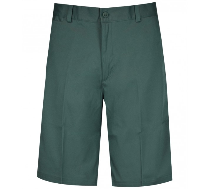 NIKE GOLF FLAT FRONT SHORT DARK EMERALD - SS15 CLOSEOUT