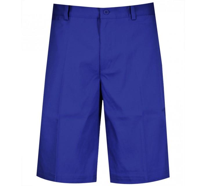 NIKE GOLF FLAT FRONT SHORT LYON BLUE - SS15 CLOSEOUT