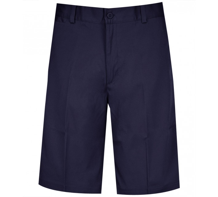NIKE GOLF FLAT FRONT SHORT COLLEGE NAVY - AW15