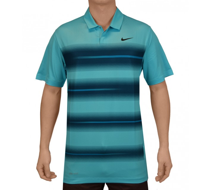 TIGER WOODS VAPOR TRAIL POLO CLEARWATER - SS15 CLOSEOUT