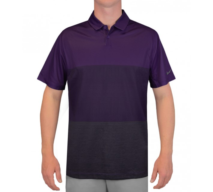 NIKE MAJOR MOMENT NAVIGATOR POLO COURT PURPLE - SS15 CLOSEOUT