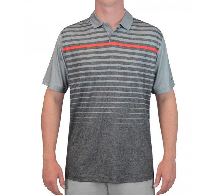 NIKE MAJOR MOMENT HORIZON POLO DOVE GREY - SS15 CLOSEOUT