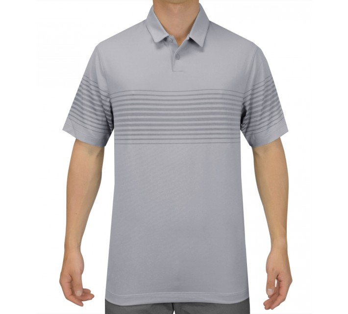 NIKE MAJOR MOMENT MACH POLO DOVE GREY - SS15 CLOSEOUT