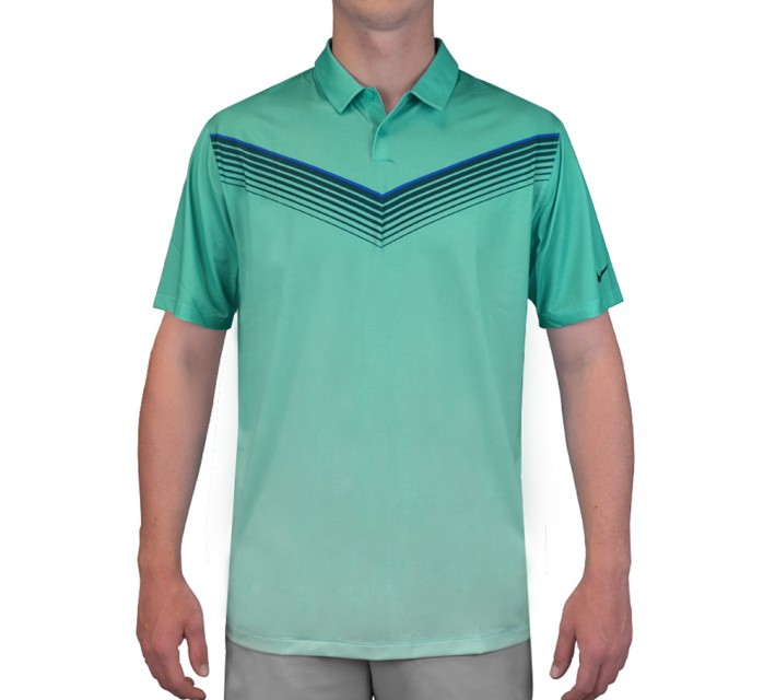 NIKE MAJOR MOMENT SLOW ROLL POLO LT RETRO - SS15 CLOSEOUT