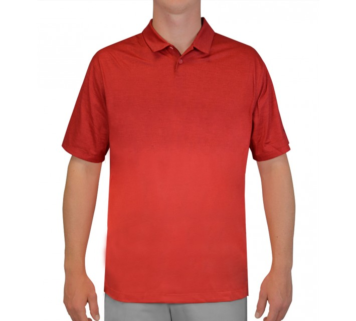 NIKE AFTERBURNER POLO DARING RED - SS15 CLOSEOUT