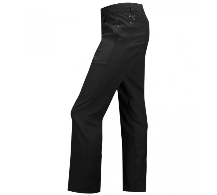 PUMA 6 POCKET PANT BLACK - AW15