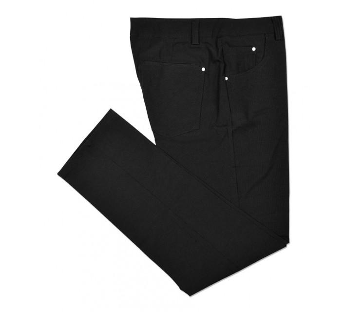 PUMA 6 POCKET PANT BLACK - AW16