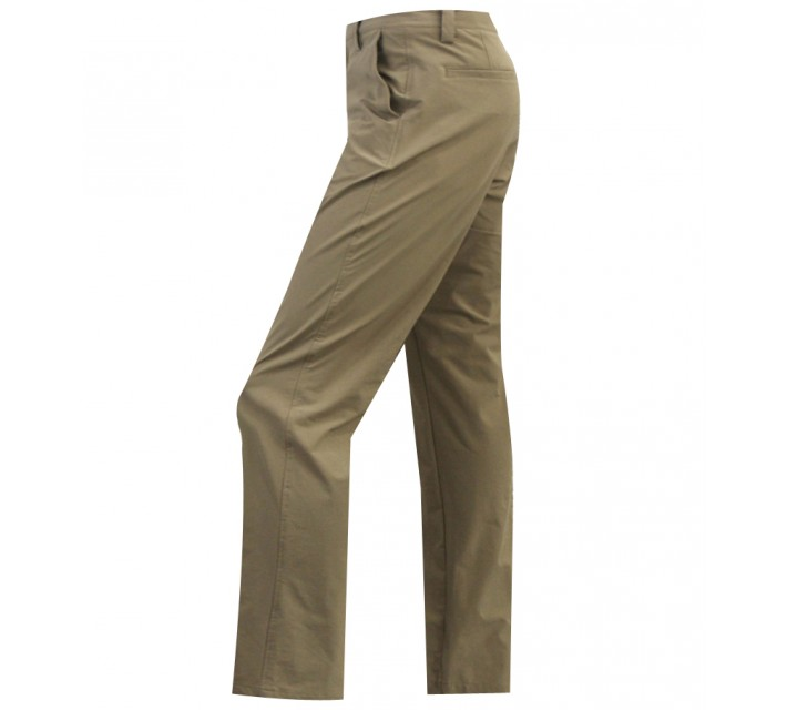 HOLLAS SOLID GOLF PANT TAN - AW15