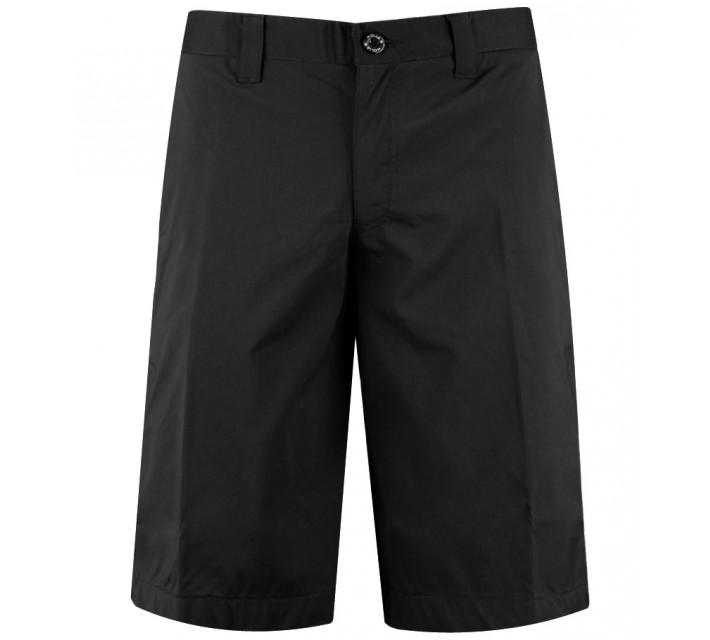 HOLLAS SOLID GOLF SHORT BLACK - AW15