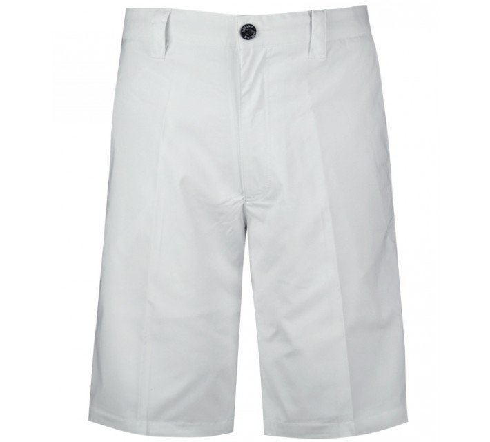 HOLLAS SOLID GOLF SHORT WHITE - AW15