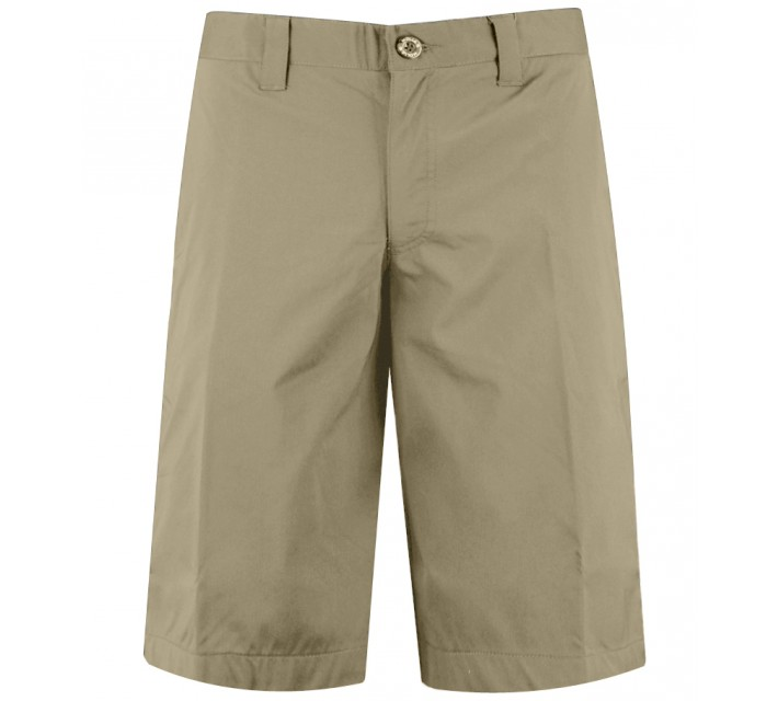 HOLLAS SOLID GOLF SHORT TAN - AW15