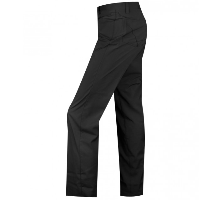 HOLLAS SOLID FIVE POCKET PANT BLACK - AW15