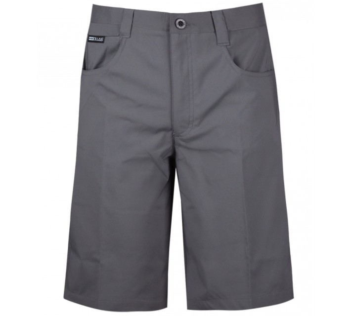 HOLLAS SOLID FIVE POCKET SHORT CASTLEROCK - CORE