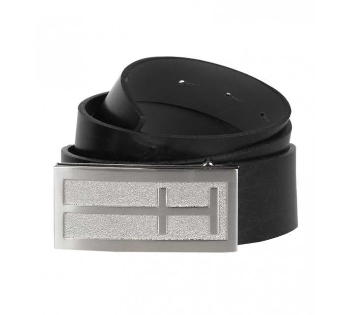 HOLLAS ICON GOLF BELT BLACK - AW15