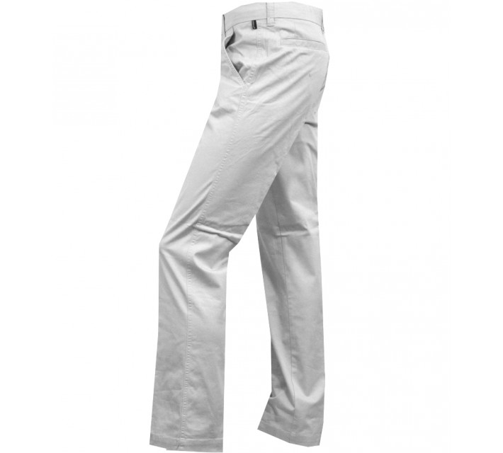 ABACUS HILLSIDE CHINOS WHITE - CORE