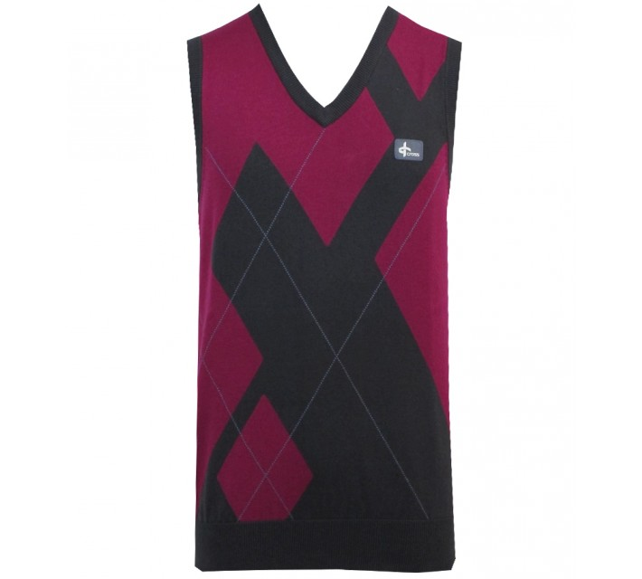 CROSS GOLF JOHN VEST CARBON