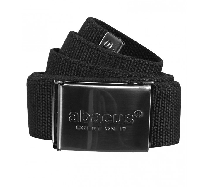 ABACUS HIRSEL BELT BLACK - AW16