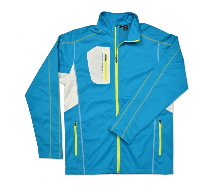 ABACUS ABERDEEN SOFTSHELL JACKET PACIFIC - SS16