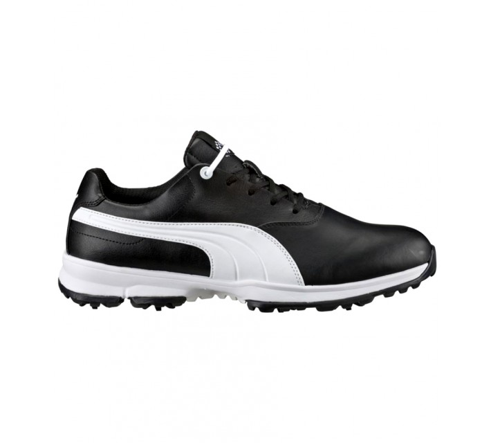 PUMA ACE GOLF SHOE BLACK/WHITE - AW16
