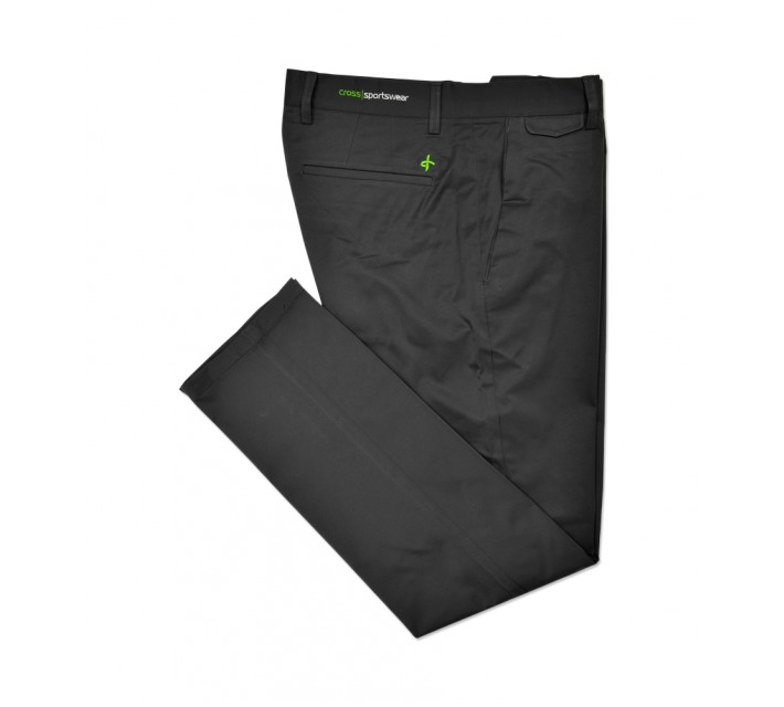 CROSS ACE H2OFF PANTS CHARCOAL - AW16