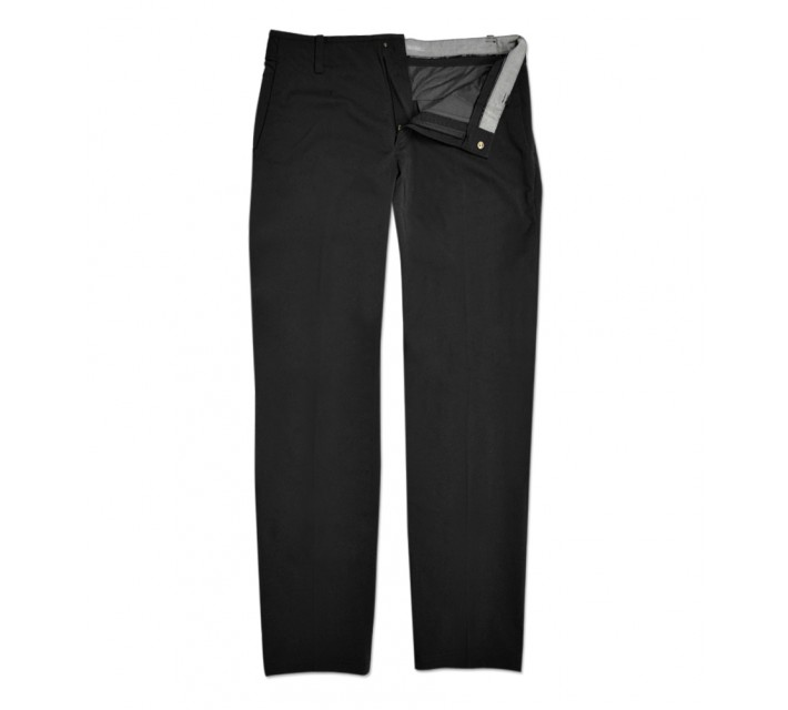 TIGER WOODS ADAPTIVE FIT WOVEN PANT BLACK - AW16