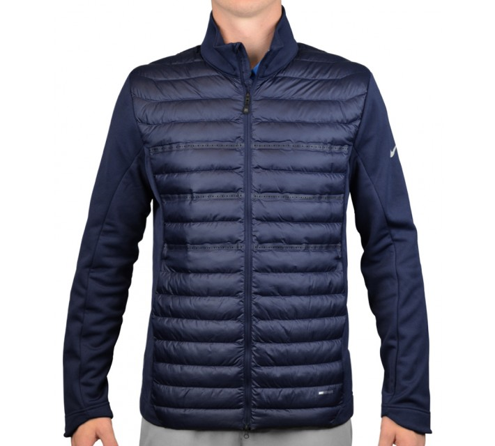 NIKE AEROLOFT POLY FILLED JACKET MIDNIGHT NAVY - AW15 CLOSEOUT