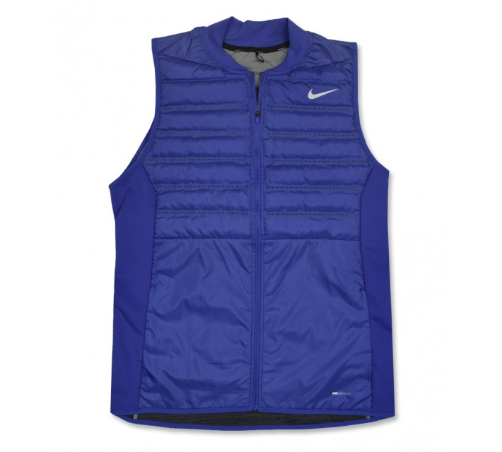 NIKE AEROLOFT VEST GAME ROYAL - AW16