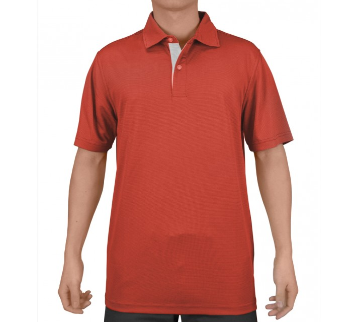 AUR ALTERNATE GOLF POLO ROWAN - SS15