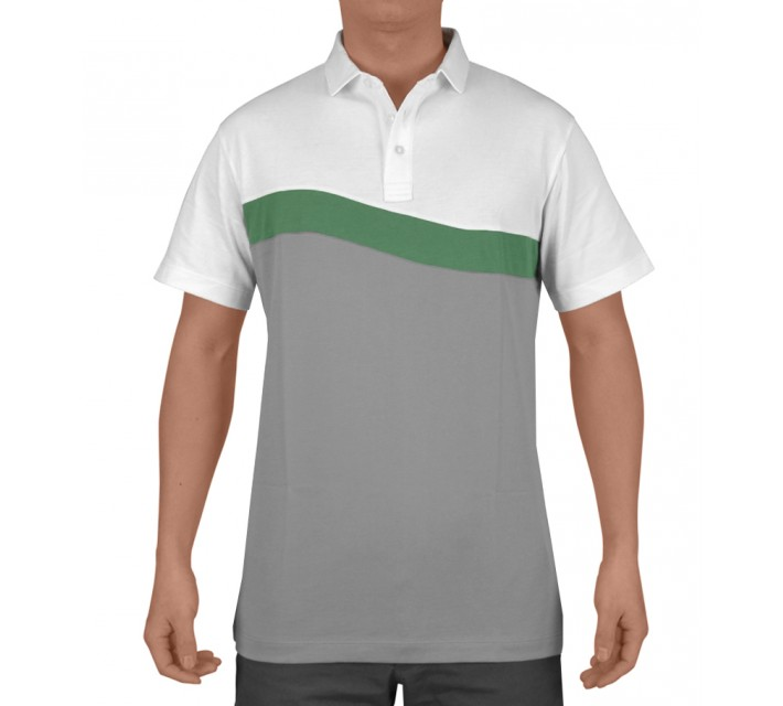 DEVEREUX ARISTOTLE GOLF POLO SAGE - SS15