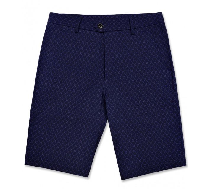 GREYSON ARROW SHORTS BLUE - AW16