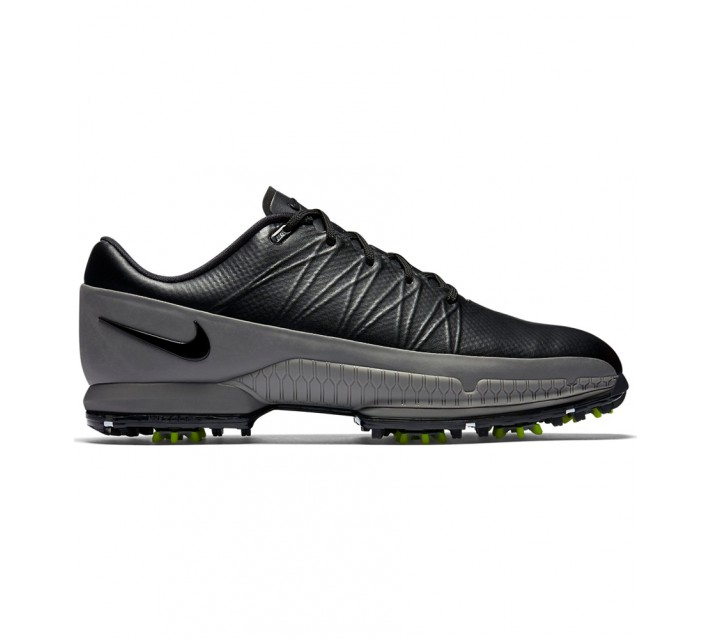 NIKE AIR ZOOM ATTACK GOLF SHOE BLACK - AW16 CLOSEOUT