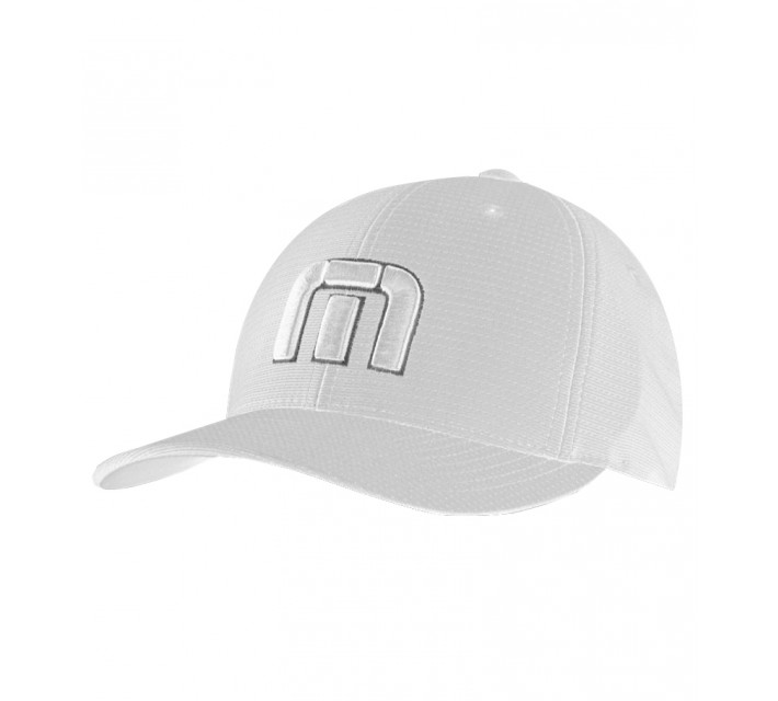 TRAVISMATHEW B-BAHAMAS HAT WHITE - AW16